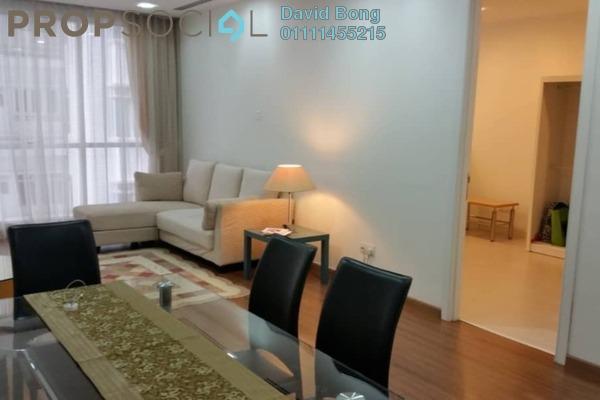 For Rent Condominium at Binjai 8, KLCC Freehold Fully Furnished 1R/1B 3k