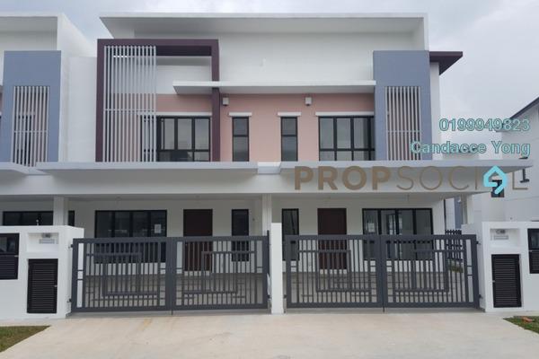 For Sale Terrace at Setia Permai 2, Setia Alam Freehold Unfurnished 4R/4B 775k
