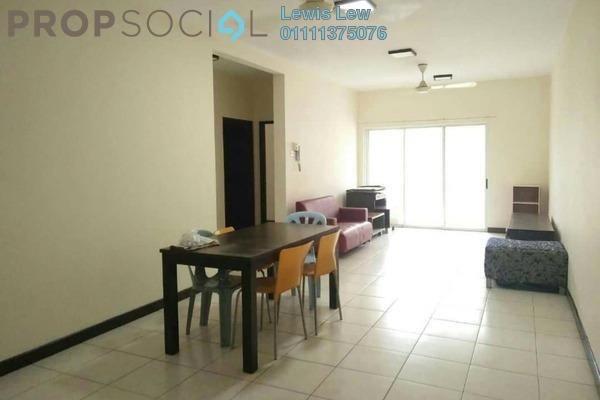 For Sale Condominium at Cova Villa, Kota Damansara Freehold Fully Furnished 3R/2B 500k