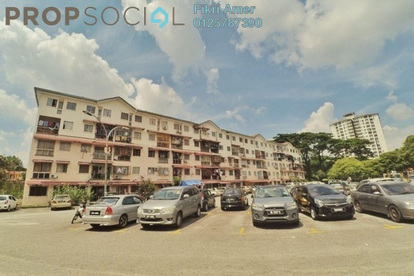 For Sale Apartment at Symphony Court, Ampang Leasehold Unfurnished 4R/2B 280k