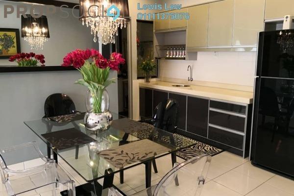 For Sale Condominium at Pelangi Damansara Sentral, Mutiara Damansara Leasehold Fully Furnished 2R/2B 480k