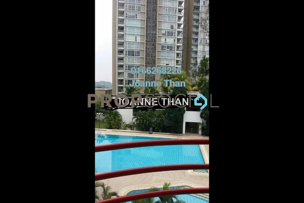 For Rent Condominium at Jamnah View, Damansara Heights Leasehold Fully Furnished 1R/1B 2.5k