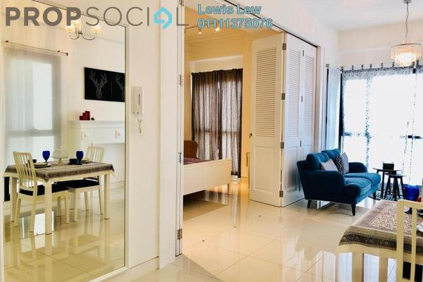For Sale Condominium at BayBerry Serviced Residence @ Tropicana Gardens, Kota Damansara Leasehold Fully Furnished 1R/1B 820k