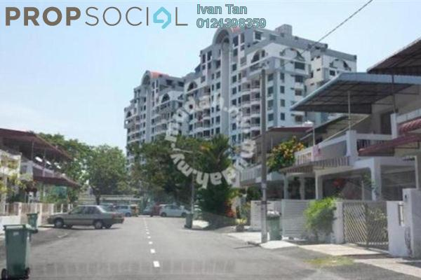 For Sale Terrace at 202 Desa Cahaya, Ampang Hilir Freehold Semi Furnished 4R/3B 1.19m