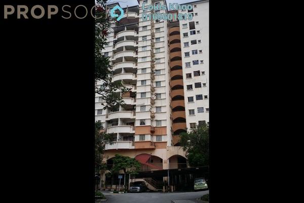 For Sale Condominium at Astaka Heights, Pandan Perdana Freehold Unfurnished 3R/2B 418k