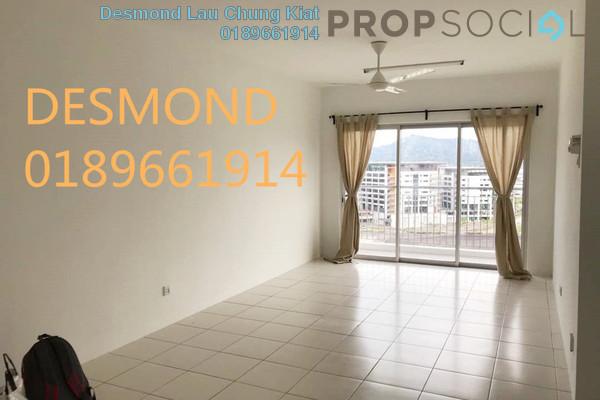 For Rent Condominium at PPA1M Bukit Jalil, Bukit Jalil Freehold Semi Furnished 3R/2B 1.3k