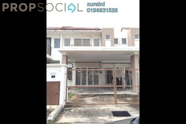 For Sale Terrace at Bandar Puncak Alam, Kuala Selangor Freehold Unfurnished 4R/3B 470k