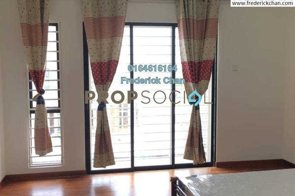 For Sale Link at Abadi Heights, Puchong Freehold Fully Furnished 5R/5B 780k