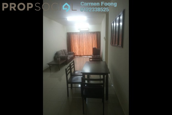 For Rent Condominium at Connaught Avenue, Cheras Freehold Fully Furnished 3R/2B 1.6k