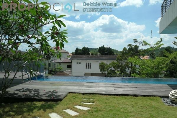For Rent Bungalow at Bangsar Utama, Bangsar Freehold Fully Furnished 5R/6B 30k