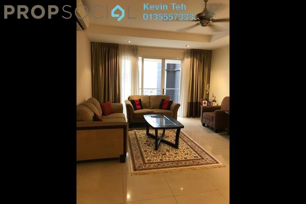 For Sale Condominium at Kiaramas Cendana, Mont Kiara Freehold Fully Furnished 4R/4B 1.58m