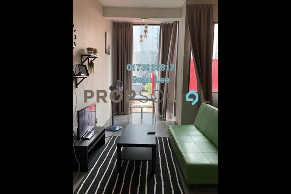 For Sale SoHo/Studio at Empire Damansara, Damansara Perdana Leasehold Fully Furnished 1R/1B 260k