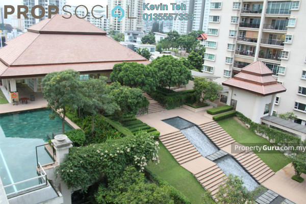 For Sale Condominium at Mont Kiara Aman, Mont Kiara Freehold Fully Furnished 3R/3B 1.57m