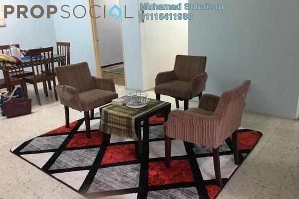 For Rent Apartment at Sri Kayangan Apartment, Ukay Freehold Semi Furnished 3R/2B 770translationmissing:malay.pricing.unit