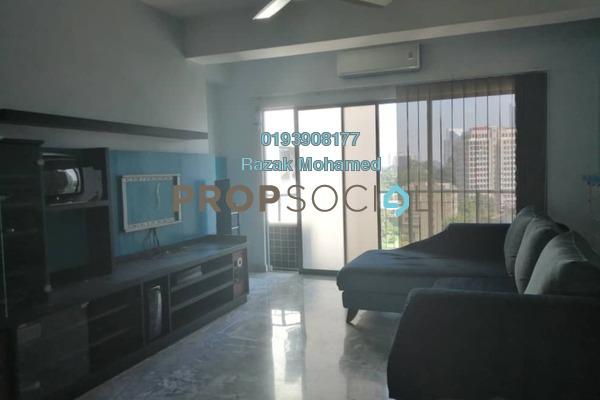 For Sale Condominium at Menara Bukit Ceylon, Bukit Ceylon Freehold Semi Furnished 4R/4B 1.64m