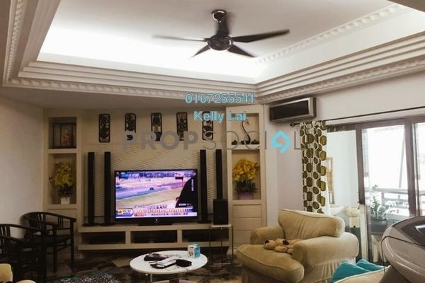 For Sale Condominium at Vista Mutiara, Kepong Freehold Semi Furnished 4R/3B 675k