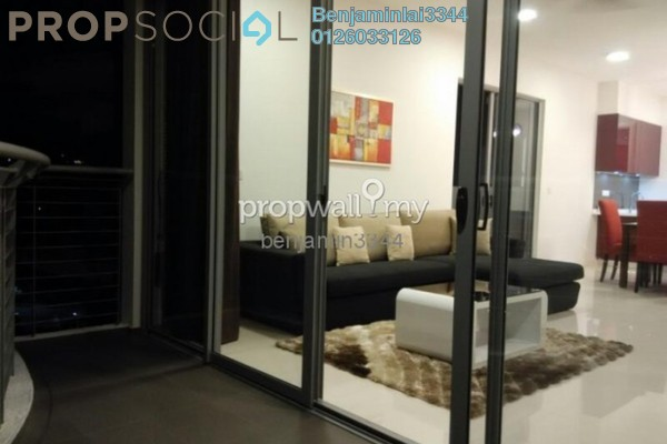 For Sale Condominium at The Westside Two, Desa ParkCity Freehold Semi Furnished 3R/3B 1.45m