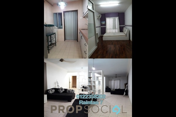 For Rent Condominium at Amadesa, Desa Petaling Freehold Fully Furnished 3R/2B 1.45k