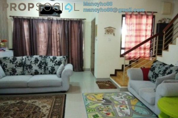 For Sale Terrace at BK9, Bandar Kinrara Freehold Semi Furnished 4R/3B 960k