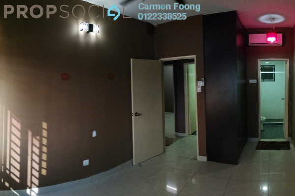 For Rent Condominium at Connaught Avenue, Cheras Freehold Semi Furnished 3R/2B 1.4k
