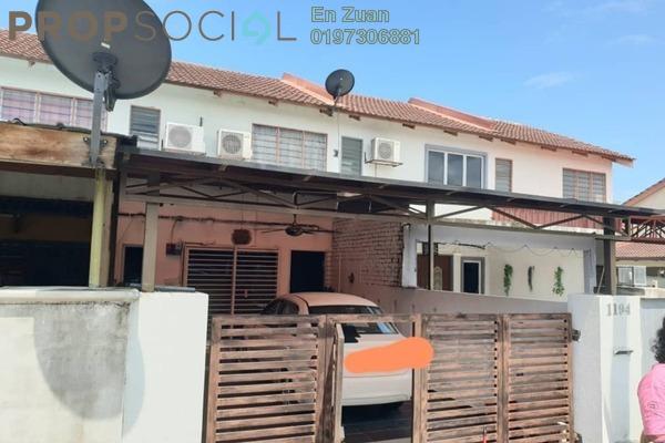 For Sale Terrace at Taman Kantan Permai, Kajang Leasehold Semi Furnished 3R/2B 385k