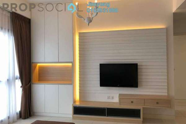 For Rent Serviced Residence at BayBerry Serviced Residence @ Tropicana Gardens, Kota Damansara Freehold Fully Furnished 2R/2B 3.8k