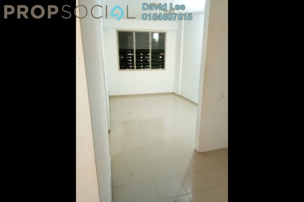 For Sale Apartment at Sri Saujana Apartment, Georgetown Freehold Unfurnished 3R/1B 230k