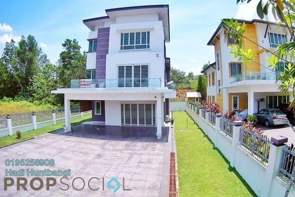For Sale Bungalow at Taman Taming Indah, Bandar Sungai Long Freehold Semi Furnished 6R/7B 1.55m