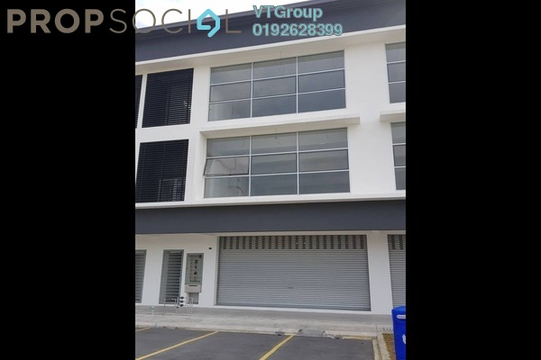 For Sale Factory at Gravitas, Shah Alam Freehold Unfurnished 1R/6B 2.5m