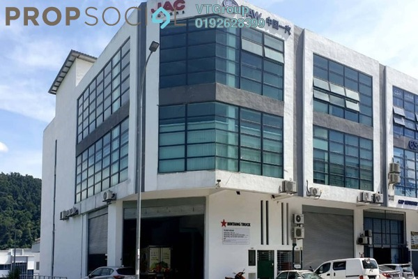 For Sale Link at MIVO Industrial Avenue, Kepong Freehold Unfurnished 1R/6B 4.8m