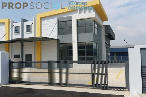 For Sale Factory at Lekas Technology Park, Semenyih Freehold Unfurnished 1R/1B 2.1m