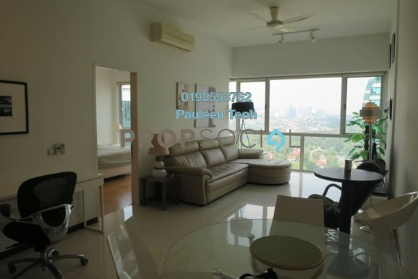 For Sale Condominium at Suasana Sentral Condominium, KL Sentral Freehold Fully Furnished 1R/1B 850k