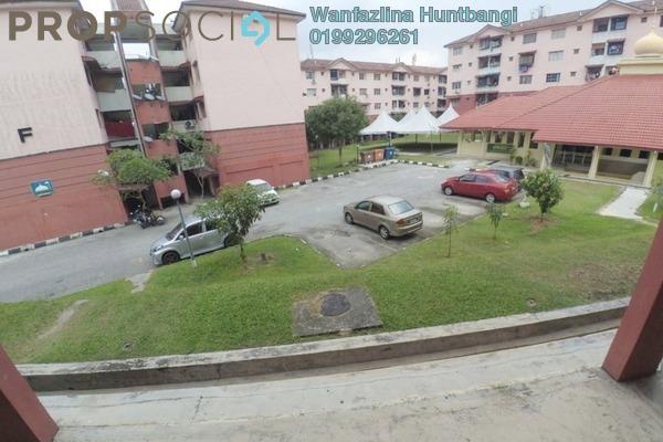 For Sale Apartment at Suakasih, Bandar Tun Hussein Onn Freehold Unfurnished 3R/2B 200k