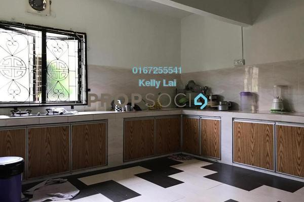 For Sale Terrace at Taman Ehsan, Kepong Freehold Semi Furnished 3R/2B 635k