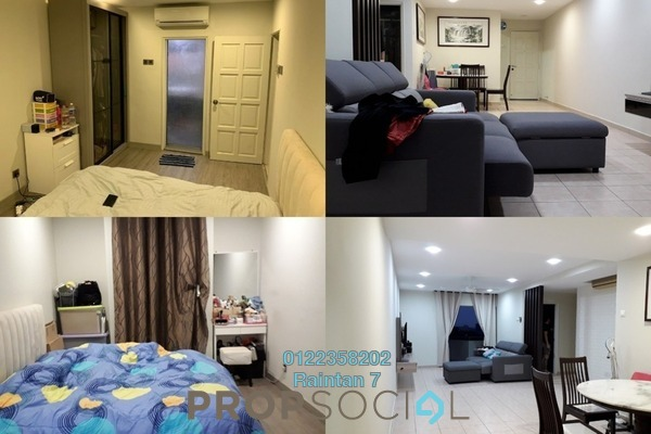 For Sale Condominium at Amadesa, Desa Petaling Freehold Semi Furnished 3R/2B 390k