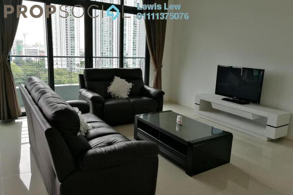 For Rent Condominium at Tropicana Avenue, Tropicana Freehold Fully Furnished 3R/3B 5k