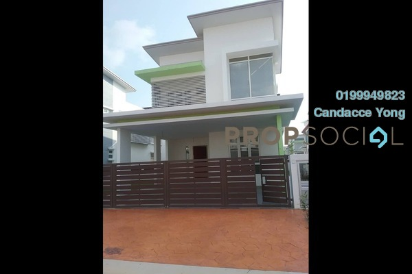 For Sale Bungalow at CasaIdaman, Setia Alam Freehold Unfurnished 5R/6B 1.66m