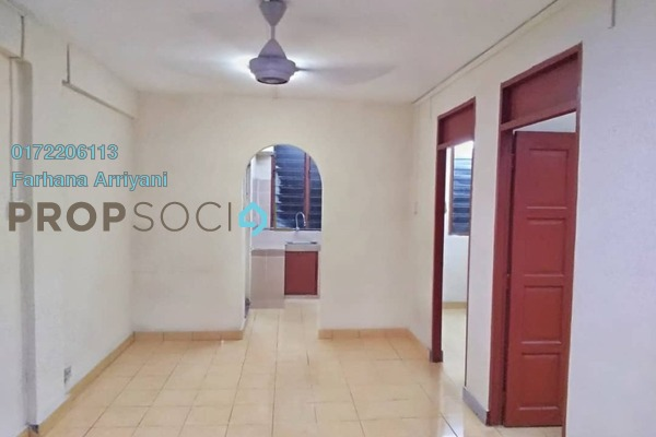 For Rent Apartment at Section 10 Flat, Wangsa Maju Freehold Unfurnished 2R/1B 900translationmissing:en.pricing.unit