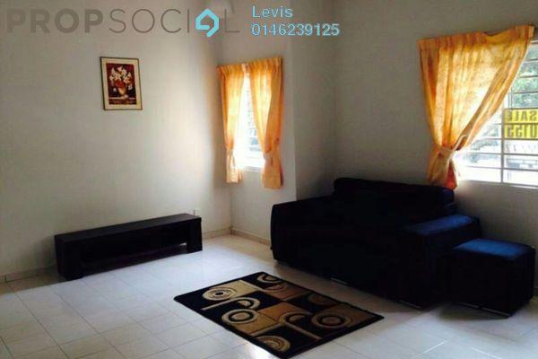 For Rent Condominium at Indah Cempaka, Pandan Indah Freehold Semi Furnished 1R/1B 1.2k