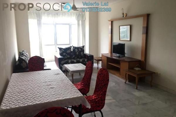 For Rent Condominium at Endah Regal, Sri Petaling Freehold Fully Furnished 3R/2B 1.55k