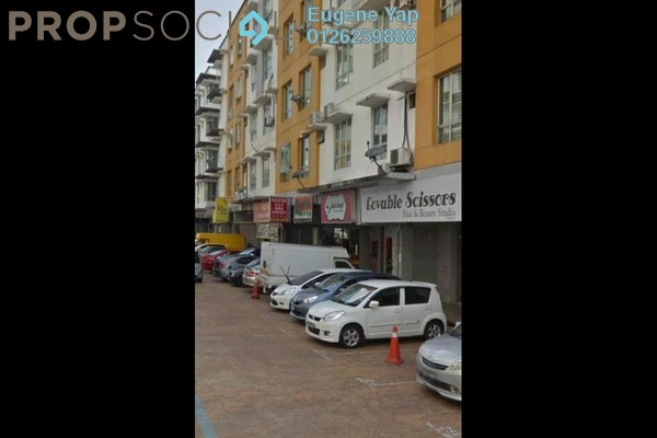 For Sale Shop at 162 Residency, Selayang Freehold Unfurnished 0R/0B 490k