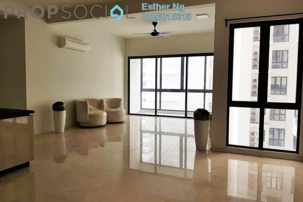For Sale Condominium at Concerto Kiara, Dutamas Freehold Semi Furnished 3R/4B 1.1m