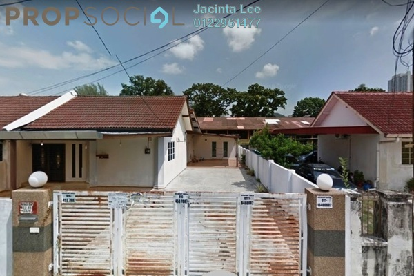 For Sale Semi-Detached at Taman Cheeseman, Green Lane Freehold Semi Furnished 4R/2B 1m
