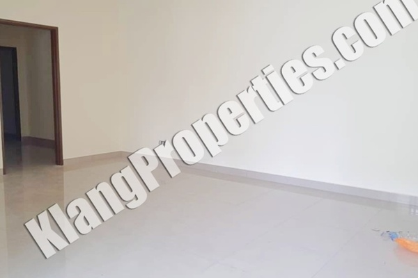 For Sale Apartment at Kasuarina Apartment, Klang Freehold Unfurnished 3R/2B 340k