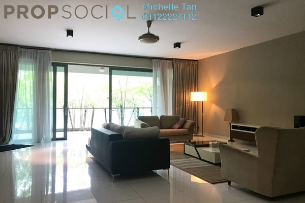For Rent Condominium at U-Thant Residence, Ampang Hilir Freehold Fully Furnished 4R/5B 11k