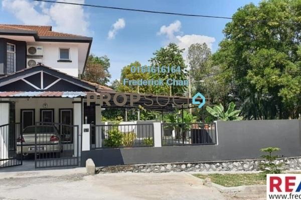 For Sale Link at Taman Puncak Jalil, Bandar Putra Permai Freehold Fully Furnished 4R/3B 1.15m