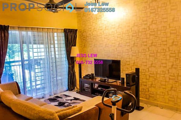 For Sale Condominium at Villa Pavilion, Seri Kembangan Freehold Semi Furnished 3R/2B 380k