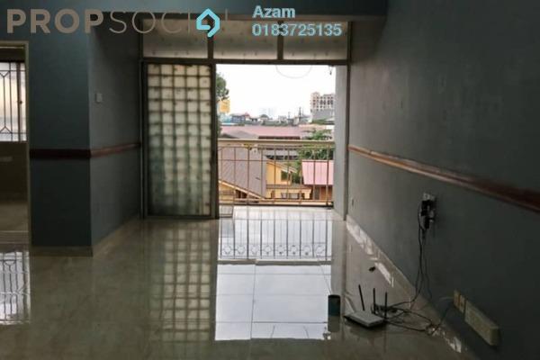 For Rent Condominium at Ixora Apartment, Pudu Freehold Semi Furnished 3R/2B 1.8k