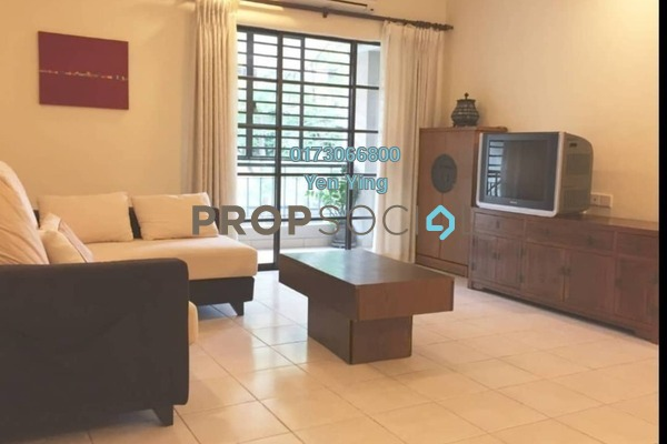 For Rent Townhouse at Parkville Garden Townhouse, Sunway Damansara Freehold Fully Furnished 3R/3B 2.5k