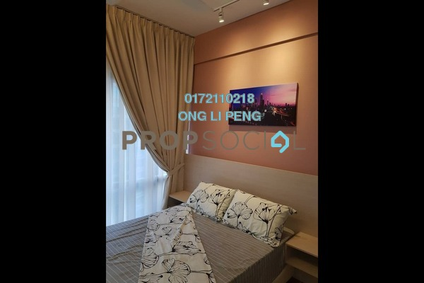 For Sale Condominium at Reflection Residences, Mutiara Damansara Freehold Fully Furnished 3R/2B 1.1m